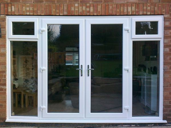 Great barr double glazed windows upvc composite doors for Upvc balcony doors